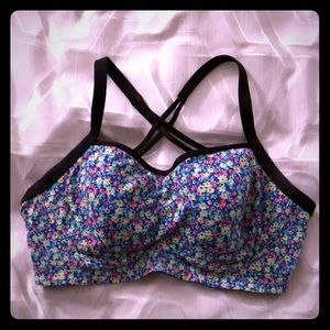 EUC VSX SPORT Victoria's Secret Sports Bra 34DD